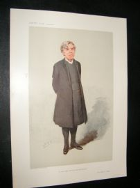 Vanity Fair Print 1906 The Bishop of Ripon